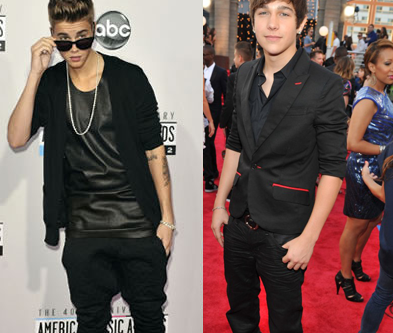 Battle Of The Boys Austin Mahone Vs Justin Bieber A Wonderful